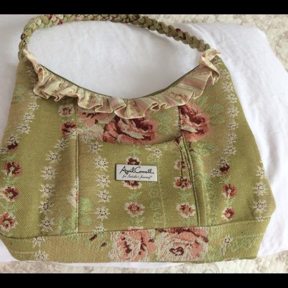 "b353817f8d April Cornell Handbags - April Cornell ""Isabella s Journey"" Handbag"